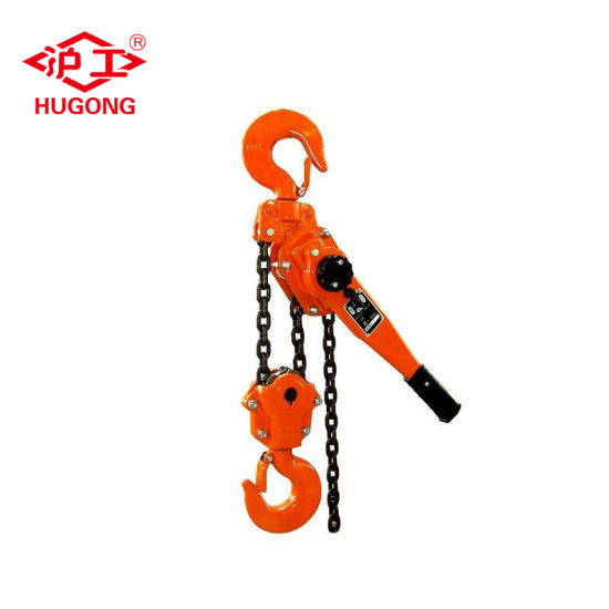 7.5 Ton Hand Operate Chain Lever Block with Pulley Lifting Hoist pictures & photos