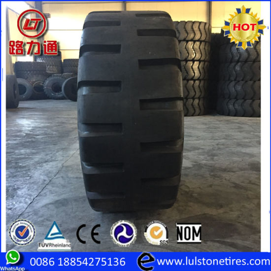 L5 Tread Pattern OTR Tyres for Earthmovers Dump Trucks Heavy Loader Tyre (23.5r25 26.5r25 29.5r25 29.5r29) pictures & photos