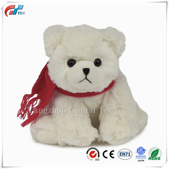 6′′ Small Plush Stuffed Animal Toy Polar Bear pictures & photos