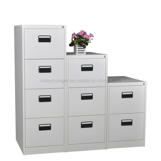 Factory Direct Price 2 Drawer Steel Filing Storage Cabinet Commercial Letter Size Metal Office File