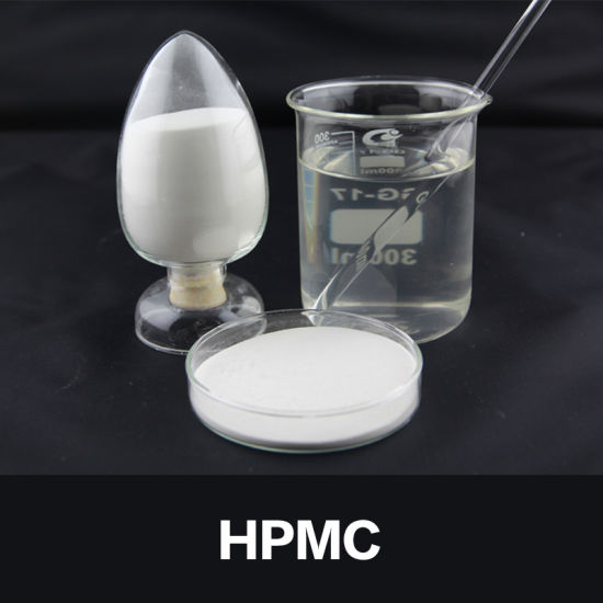 China Construction Glue Grade Chemicals Cellulose Ether HPMC pictures & photos