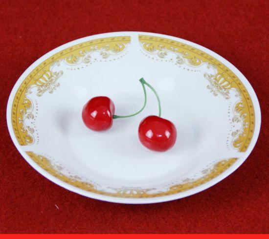 2017wholesale Luxury Dinner Set Cheap Ceramic Plate 10\ Soup Plate  sc 1 st  LINYI MARINE INTERNATIONAL TRADE CO. LTD. & China 2017wholesale Luxury Dinner Set Cheap Ceramic Plate 10\