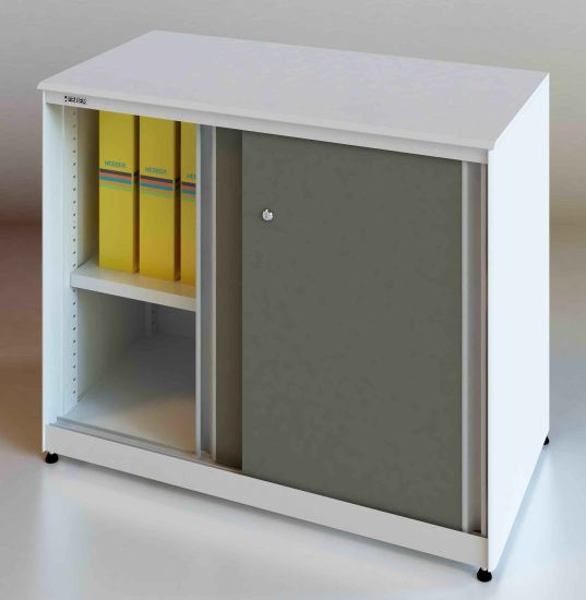 High Quality File Cabinet With Sliding Door Roller Pictures Photos