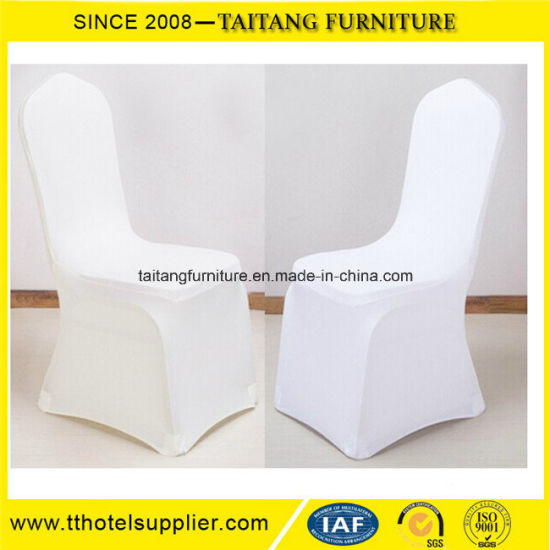 Wholesale Wedding Banquet Chair Spandex Chair Cover pictures & photos