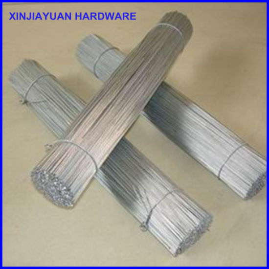 Galvanized Straighten Wire / Cutting Wire Galvanized / Gi Cut Wire pictures & photos