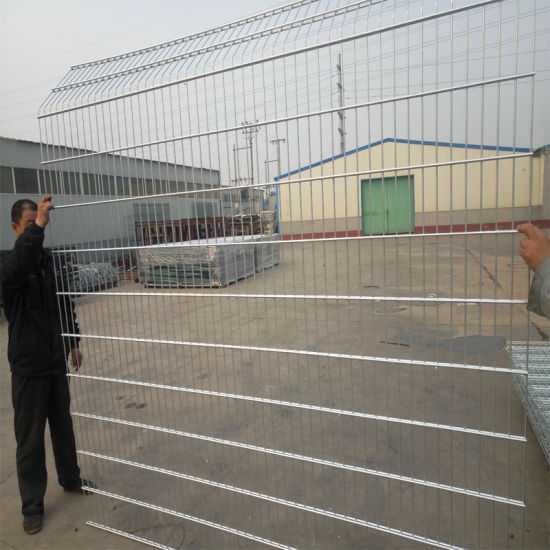 PVC Wire Mesh Panel Fence Hot Sale pictures & photos
