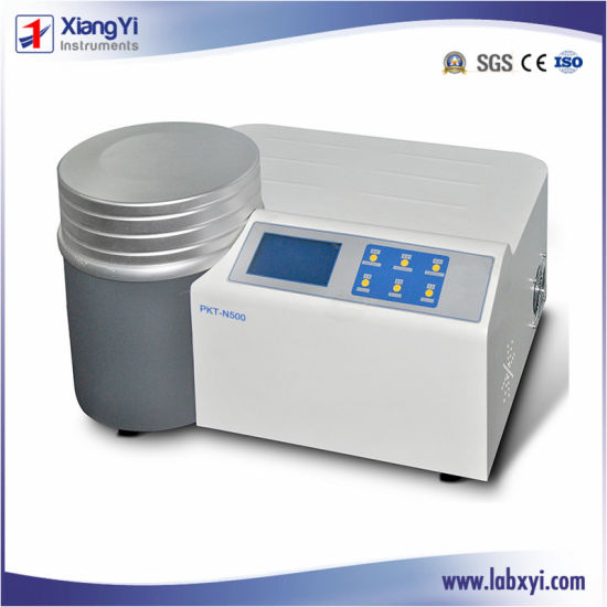 Professional Digital Air Permeability Tester for Slice Materials pictures & photos