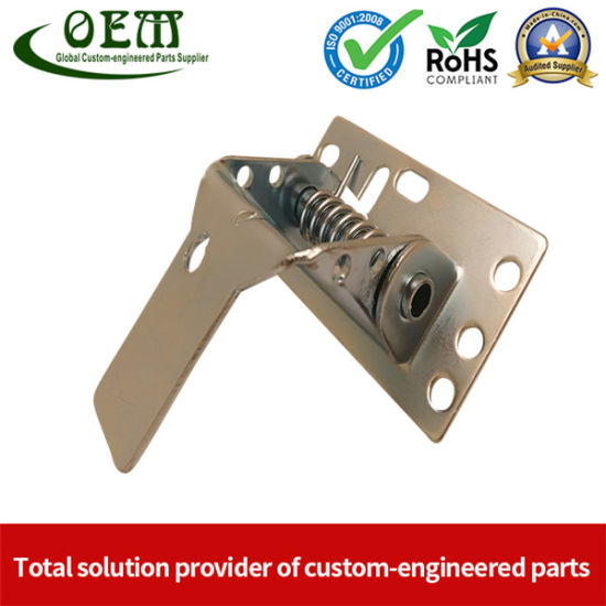 Galvanized Steel Metal Stamping Parts