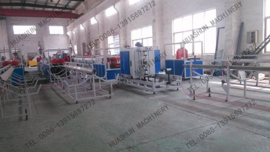 Clean Water PVC Pipe Supplying Extrusion Line Machinery & China Clean Water PVC Pipe Supplying Extrusion Line Machinery ...