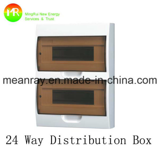 ABS Plastic Distribution Box pictures & photos