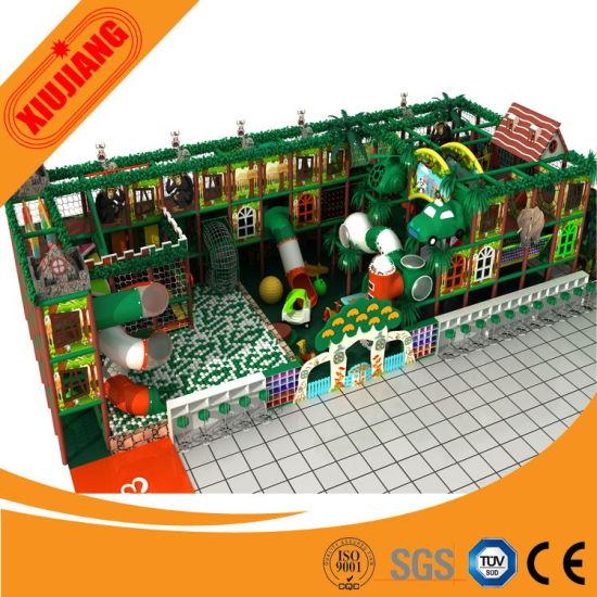 2016 Popular Indoor Soft Play Equipment for Kids