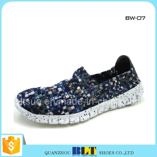 Lady Woven Shoes pictures & photos