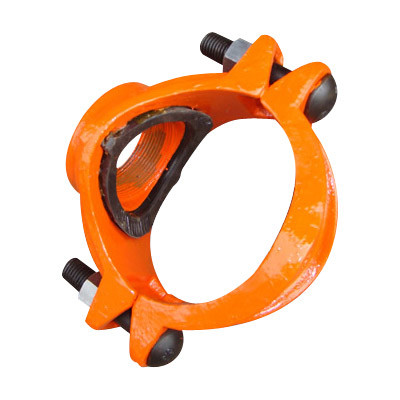 Saddle Clamps for Iron Pipe pictures & photos