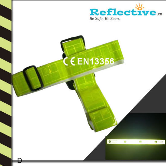 Reflective High Visibility Safety Armband for Wholesale