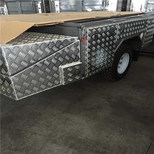 3003 Aluminum Sheet for Trail Truck pictures & photos