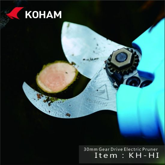 Koham 100kg Shearing Force Farming Usage Electric Pruning Shears pictures & photos
