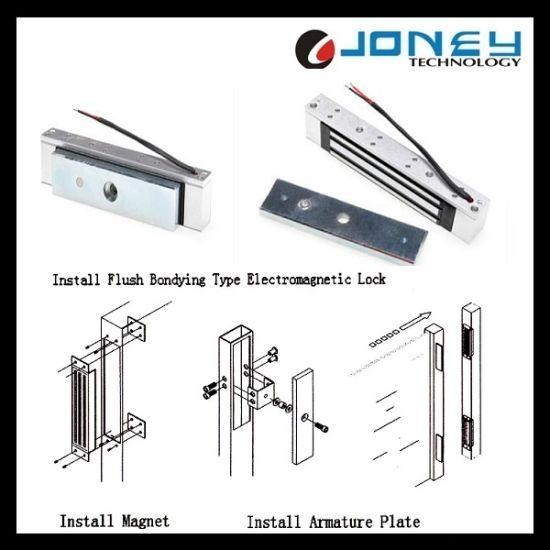 Hot Selling Security Lock System Fireproof Door Locks Magnetic Lock