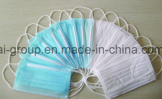Supply Ear Loop N95 Dust Nonwoven Disposable Face Mask