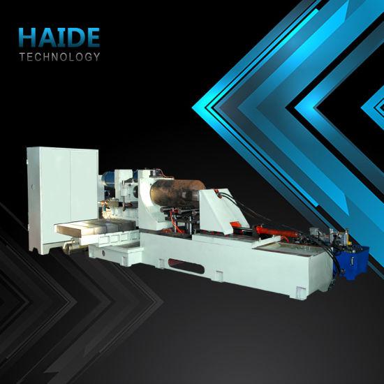 CNC Thread Cutting Machine for High-Pressure Gas Cylinder