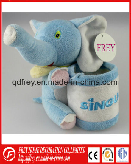 Hot Sale Plush Teddy Bear Pencile Holder Promotion Toy pictures & photos