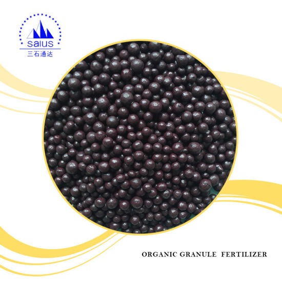 Hot Sale of Microbial Organic Fertilizer with 70% pictures & photos