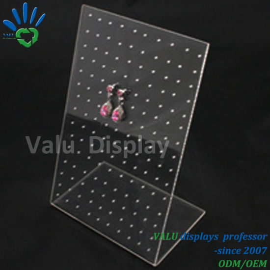 High Quality Acrylic Jewelry Display Stand Earring