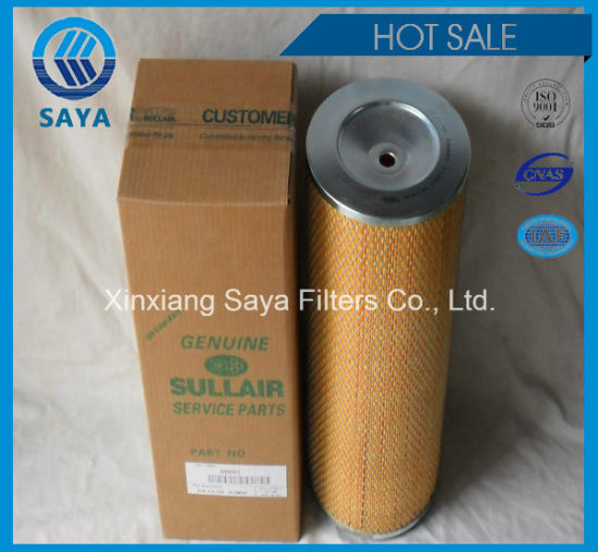 Air Filter Oil Filter and Separator Spare Part of Compressor pictures & photos