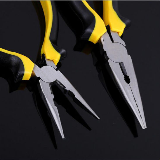 Fine Polished Classic Handle Multi-Use Long Nose Plier, Nipper Plier pictures & photos