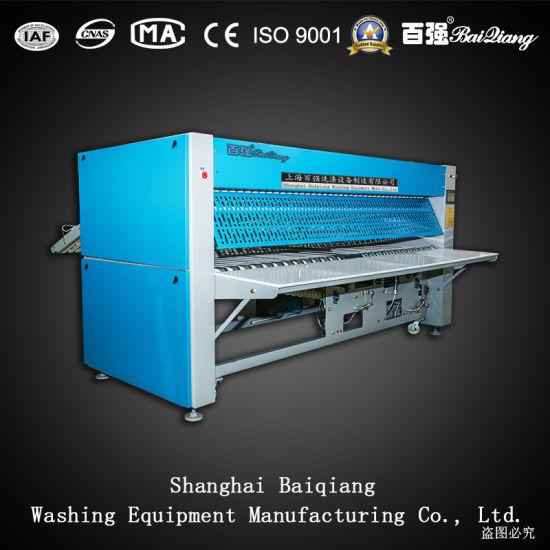 Fully-Automatic Industrial Laundry Washing Sheets Folding Machine