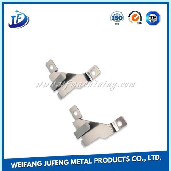Stainless Steel/Aluminum Alloy Communicational/Connecting Stamping Metal Parts pictures & photos