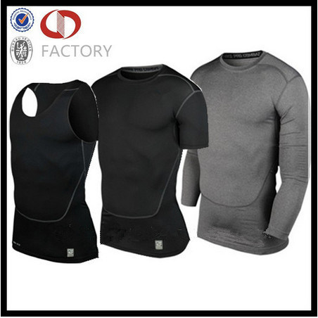 Custom Gym Running Sports Men Clothing Fitness Wear Shirts