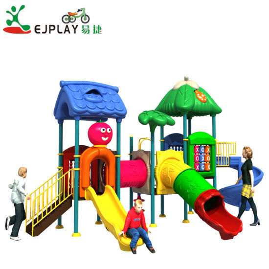 Aged for 3-15 Years Amusement Outdoor Kids Playgrounds-Vegetable Park Series