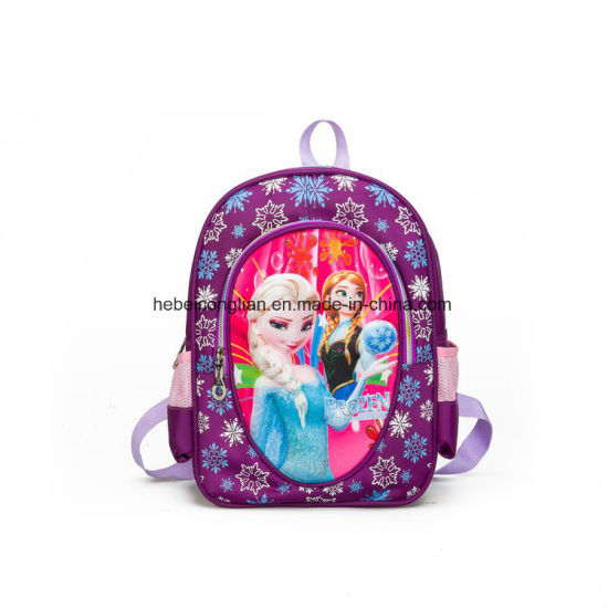 acf5c43d5bc5 2018 Trending Cute-Cartoon Characters Polyester Backpack Light Weight Kids  Schoolbag. Get Latest Price