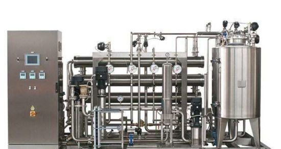 Water Treatment Equipment / Purified Drinking Water Production Line pictures & photos