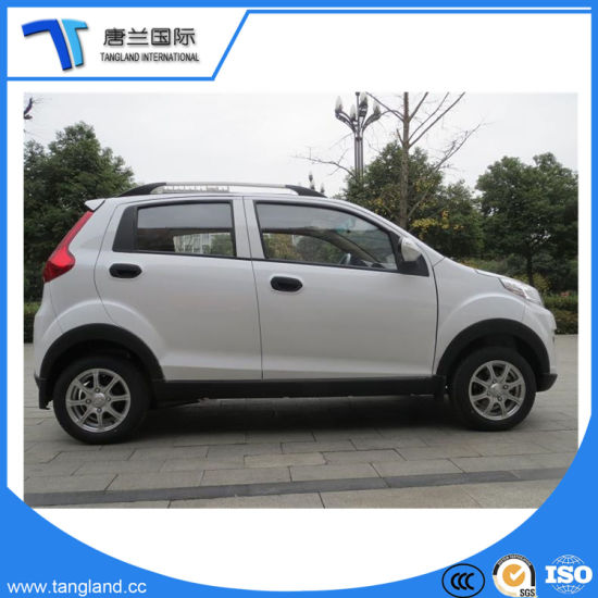 China Factory Cool Adult 4 Wheel Electric Car Electric New Energy Automobile pictures & photos