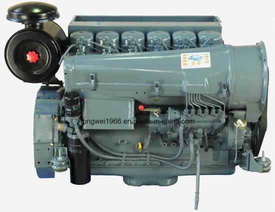 Air Cooled Deutz Diesel Engine (F6L914) pictures & photos