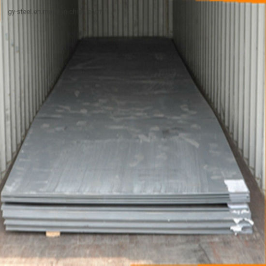 Hot Sale S275jr Hot Rolled Ms Carbon Steel Plate