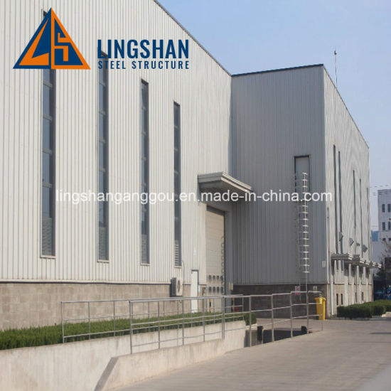Low Cost Prefabricated Steel Structure Industrial Warehouse Sheds Storage  Building Designs