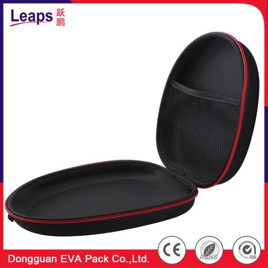 Customized Size Specialized Tool Storage Box EVA Case for Headphone