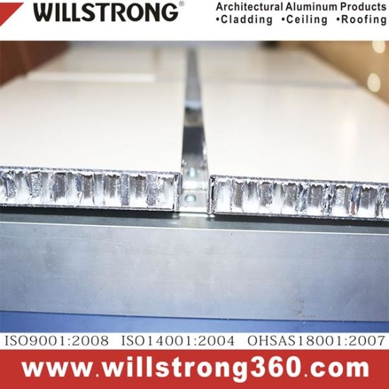 Non Combustible Fireproof Aluminum Honeycomb Panel