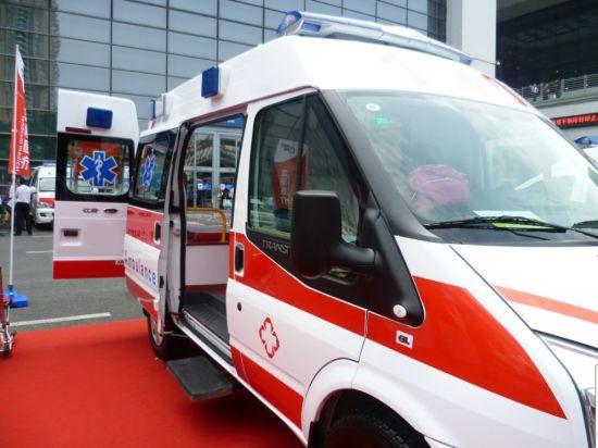 Ambulance For Sale >> China Ford Transit Emergency Icu Ambulance Car Ambulance For
