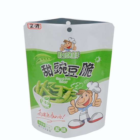 Dry Food Plastic Doypack Food Packaging Juice Bags Stand up Pouch