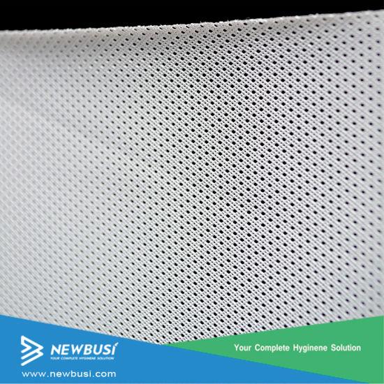 Perforated PE Film as Sanitary Napkin Topsheet