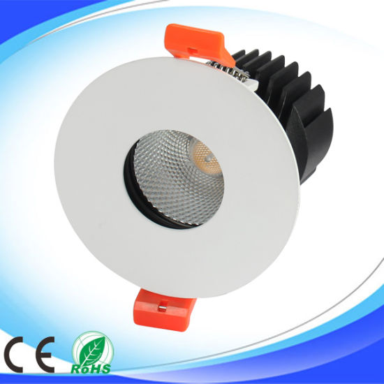 5W 7W 10W 15W 75W Aluminum Dimmable Cutout LED COB Lamp Bulb Spot Ceiling Down Light