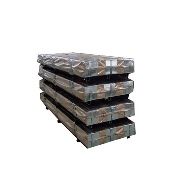 Building Materials Gi Zinc Corrugated Galvanized Steel Plate Roofing Sheet