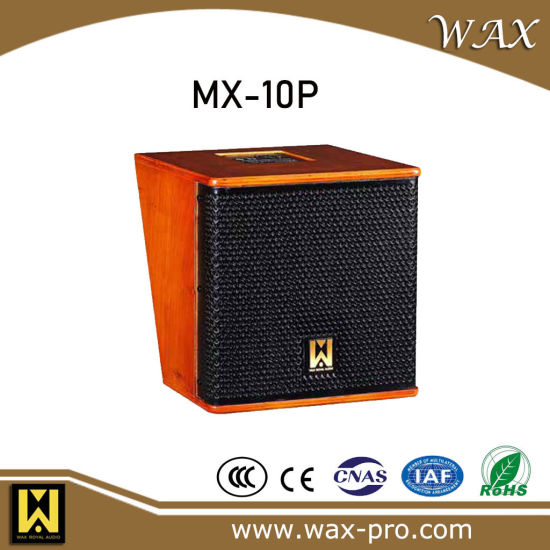 Professional Speaker Box for Indoor Sound Reinforcement (MX-10P)