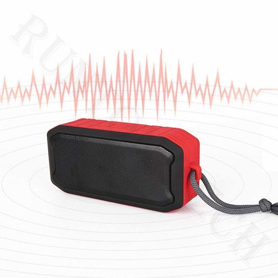 S02 Ipx7 Waterproof Bluetooth Wireless Loudspeaker Stereo Music Surround Outdoor Speaker