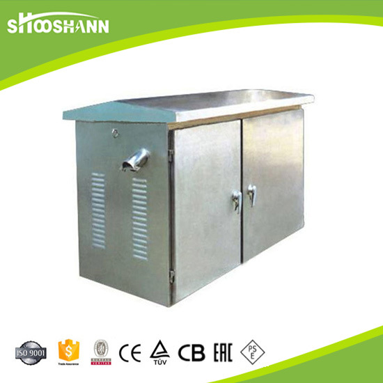 OEM Electrical Enclosure Stainless Steel Outdoor Rain-Proof Equipment Cabinet pictures & photos