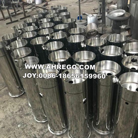 "Stainless Steel Pressure Vessel 4/"" x 21/"" Membrane Housing"