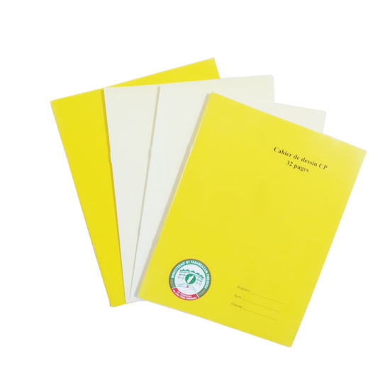 Customized Print Softcover Exercise Book for School Children